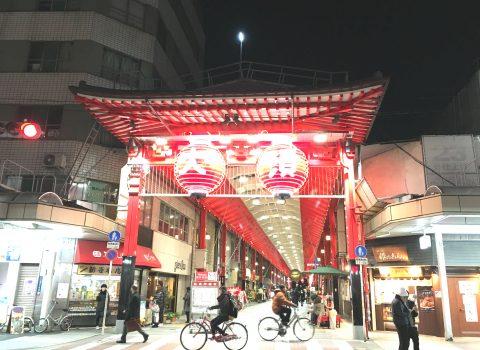 名古屋の長くて広い商店街!歩いているだけでも楽しい大須商店街
