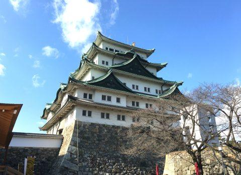 徳川家康が築いた名城で愛知名古屋のシンボルと言えば「名古屋城」