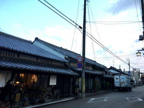 昔ながらの建物が残っている町、伊賀へきてみませんか?武家屋敷へ!