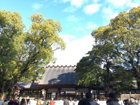 「草薙神剣」が祀られている格式高い「熱田神宮」を巡る名古屋旅