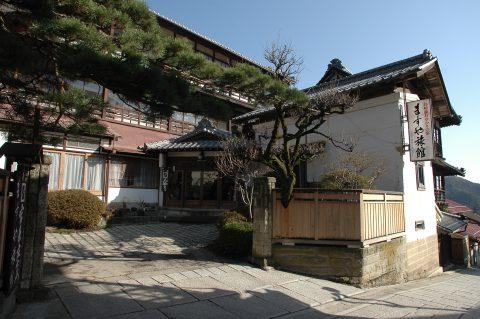 長野県青木村 田沢温泉「ますや旅館」で島崎藤村とタイムスリップ