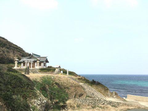 宗像大社の三女神に出会う歴史旅 自然に囲まれた大島への航海!