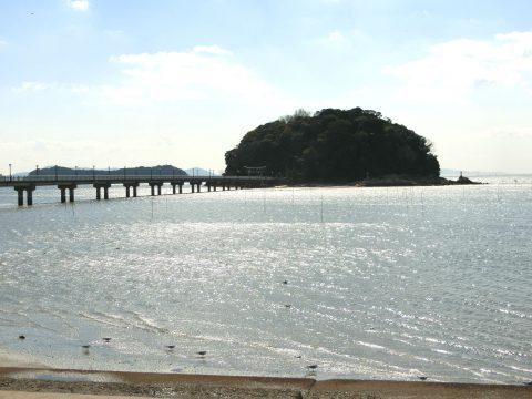 愛知県蒲郡といえばこの三か所 八百富神社・竹島・藤原俊成を巡る旅