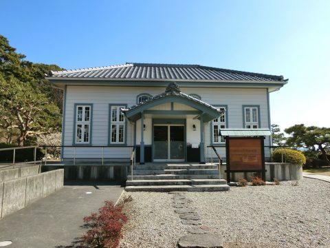 歴史的文人たちが残した常磐館文化を後世に継承する海辺の文学記念館
