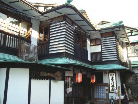 長い歴史と最先端の温泉治療 鳥取県三朝の有形文化財 「木屋旅館」