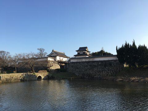 在りし日の福岡城に思いを馳せて日本100名城・福岡城跡を探検!