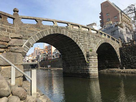 和・華・蘭文化の融合!重要文化財の眼鏡橋と長崎ならではのグルメ旅