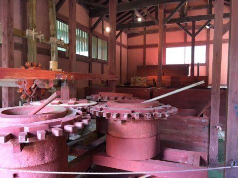 銅鉱とベンガラのまち岡山県高梁市吹屋地区の産業の歴史を知る旅