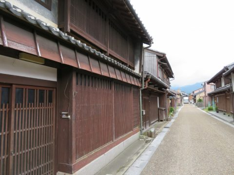 ~江戸風情を感じる宿場町~ 重伝建 亀山関宿の町並みを楽しむ旅
