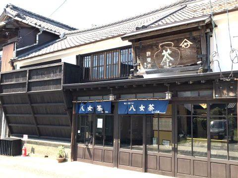 九州最古の八女で最も有名な茶商「矢部屋許斐本家このみ園」を訪ねる