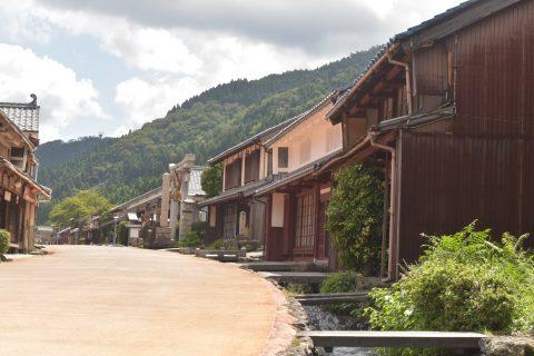 絵になる街! 重伝建 鯖街道熊川宿をカメラと供にゆったり歩こう
