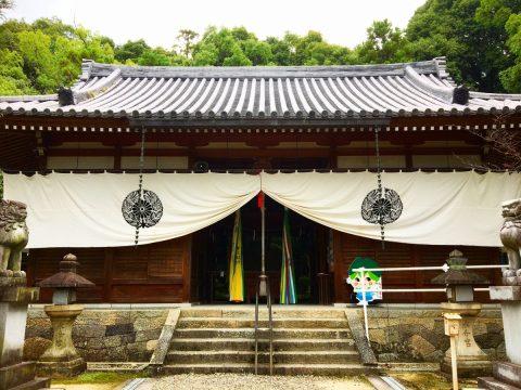 美具久留御魂神社って読めますか?富田林から行ける大阪みどりの百選