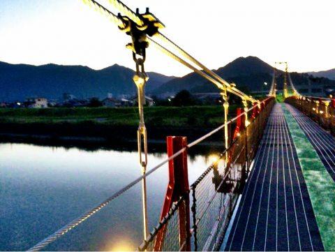揖保川に沿って巡る播磨新宮の自然スポット 揖保川に寄り添う旅