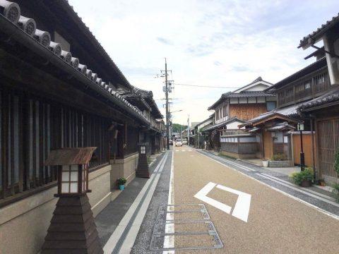 津山に来たら必ず歩きたい ~城下町に残るレトロな町並み散策~