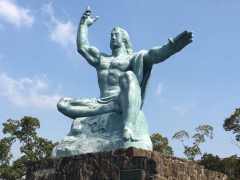 歴史旅で今こそもう一度学びたい!~戦争と平和~長崎に祈りを捧げて