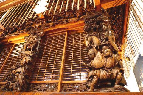 ユネスコ無形文化遺産 300年の伝統を受け継ぐ千葉「佐原の大祭」