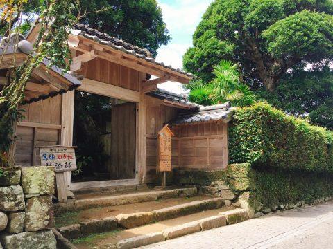 400年の時を経て佇む鹿児島の上級郷土屋敷「出水武家屋敷」を巡る