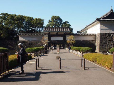 <01_江戸城の写真>