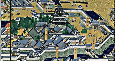 <01_江戸城の絵図>