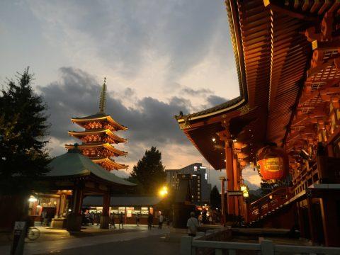 上野東照宮と浅草寺を中心に江戸幕府発展に寄与した重要文化財を巡る