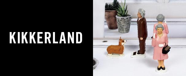 キッカーランド / KIKKER LAND