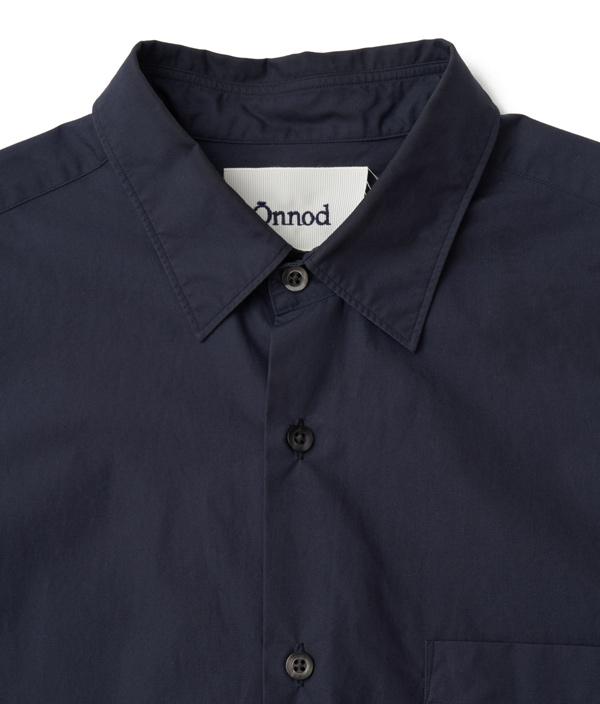 Regular color shirt 01 /1 /Black /Ōnnod