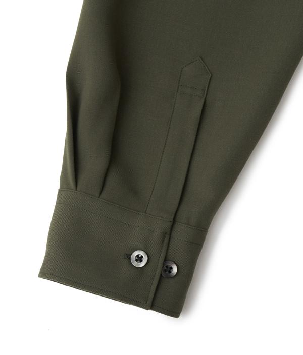 Regular color shirt 02 /1 /Black /Ōnnod
