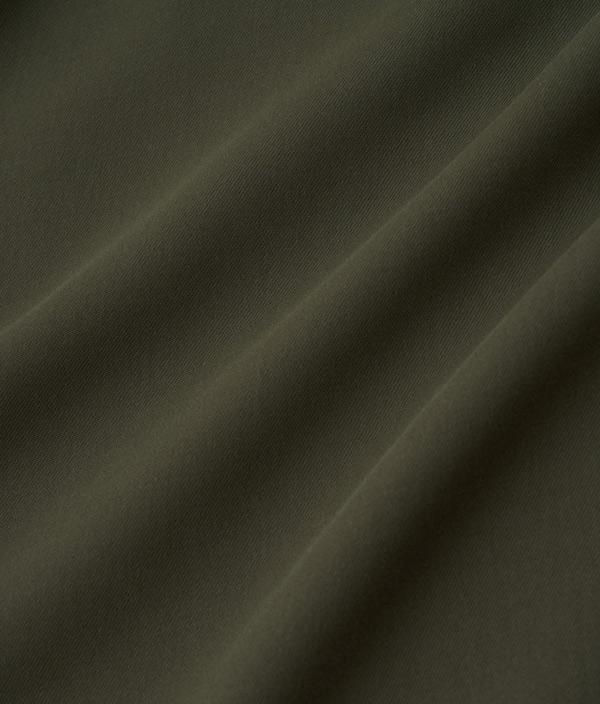 Regular color shirt 02 /1 /Khaki /Ōnnod