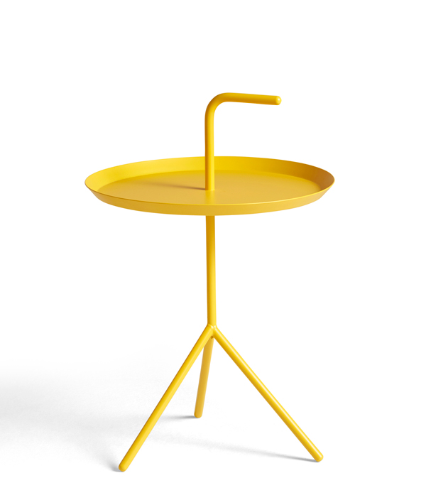 DLM SIDE TABLE / サンイエロー