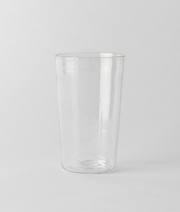 olive stained / tumbler / L