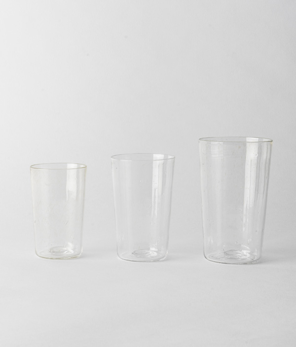 olive stained / tumbler / M