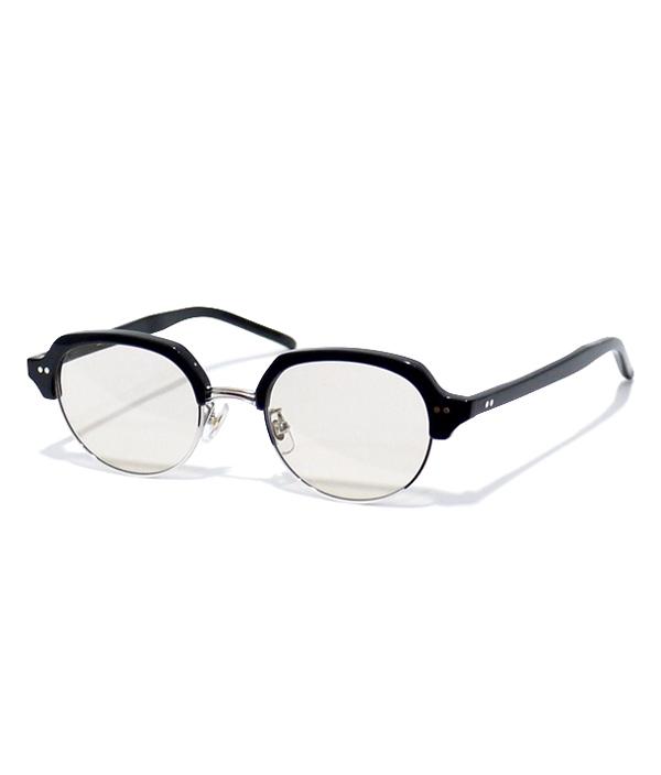 uhuy  Black×Silver<Sunglasses>/kearny (カーニー)