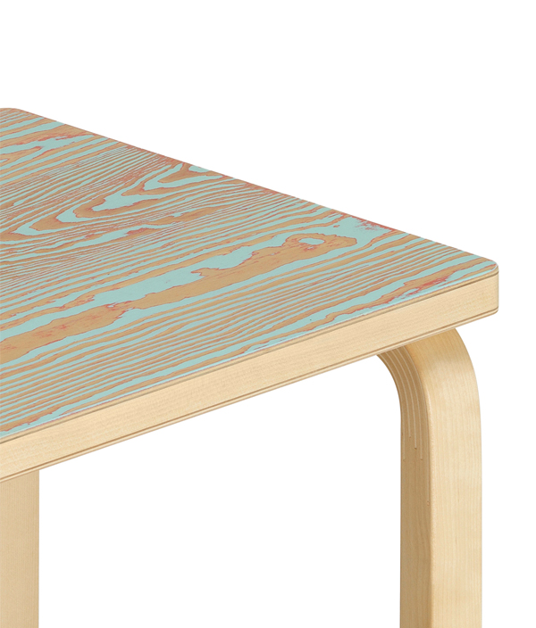 153B Bench ColoRing / Red×Turquoise
