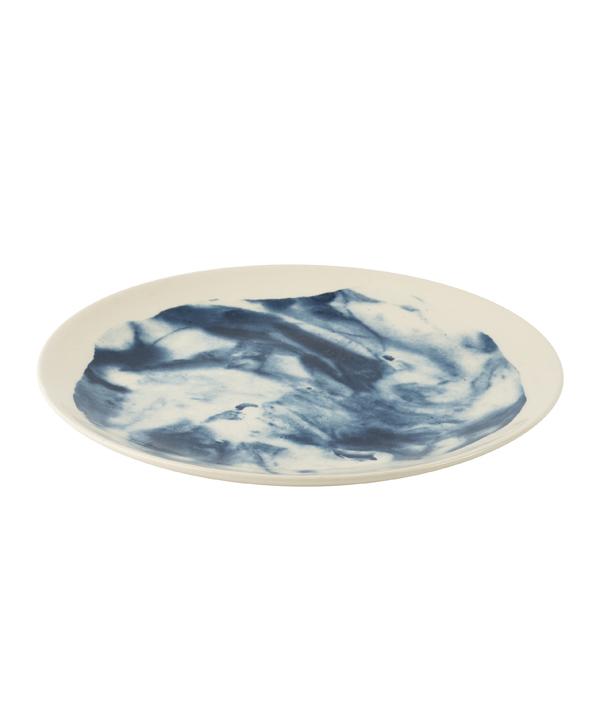Indigo storm 10 plate