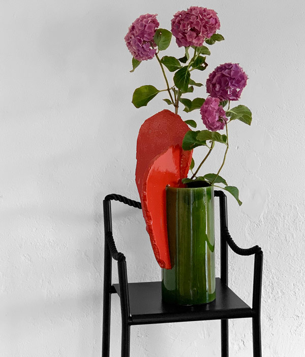 Rope Chair ブラック / Artek