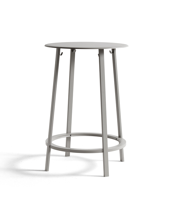 REVOLVER TABLE <Sky Grey>