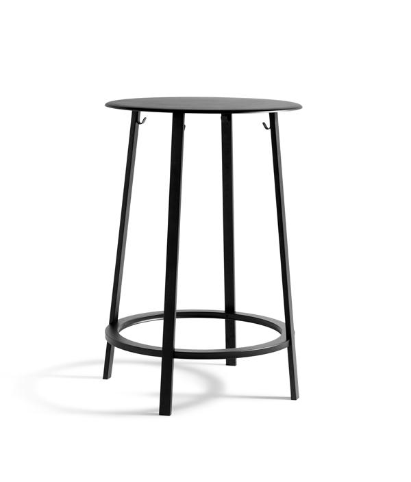 REVOLVER TABLE <Black>