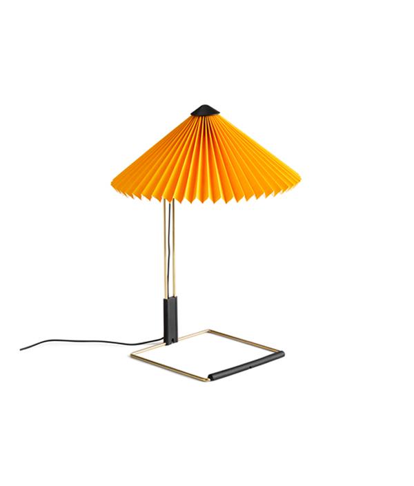 MATIN TABLE LAMP <S> / Bright Yellow
