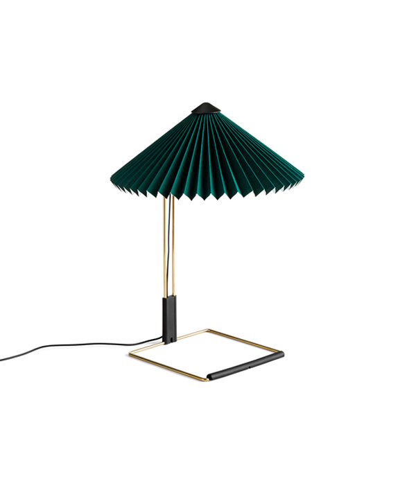 MATIN TABLE LAMP <S> / Forest Green
