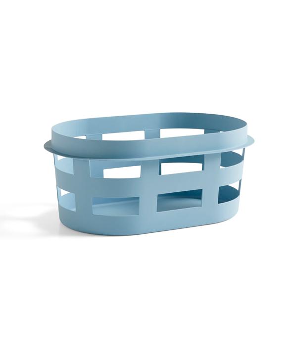 LAUNDRY BASKET <S> / Soft Blue