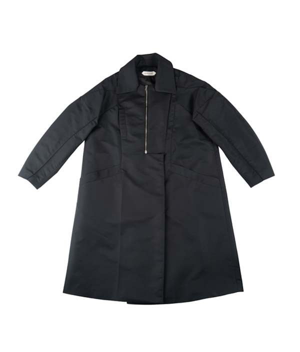 EWAREYE COAT / BLACK / XS
