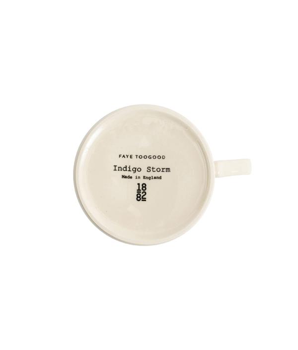 Indigo storm Mug