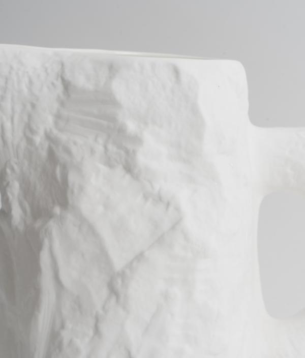 Crockery White Jug