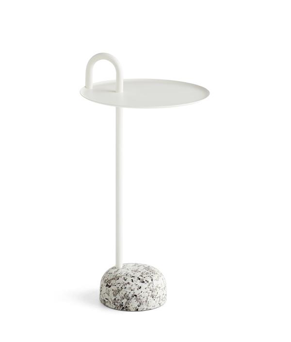 Bowler Table <Cream White>