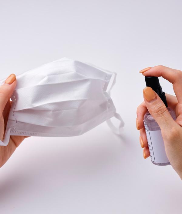 マスク用 抗菌・抗ウイルススプレー /ハーバルブレンド