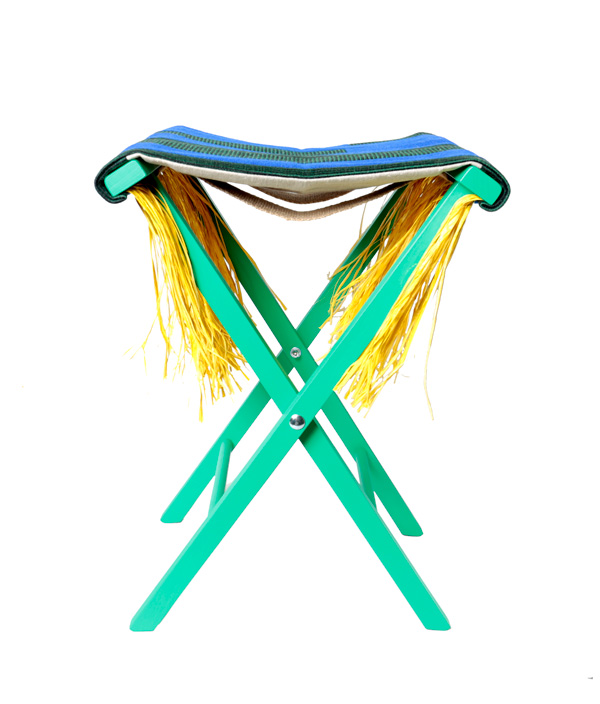 STOOL NEW EXOTIC COOL<GREEN>