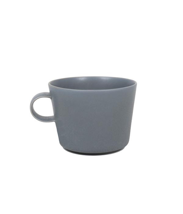 unjour cup rainy gray /L(matin) /yumiko iihoshi porcelain