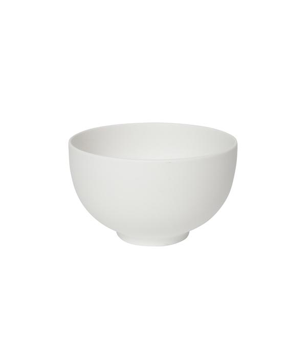 SHIONARI bowl White /yumiko iihoshi porcelain