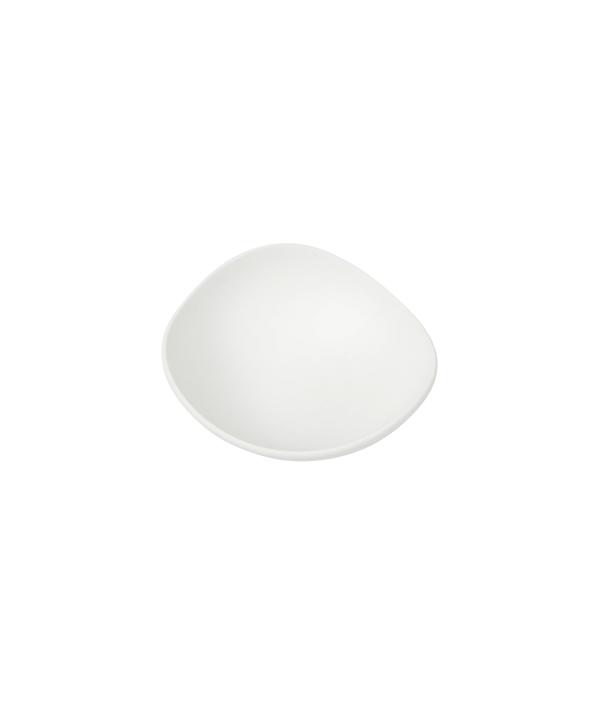 SHIONARI almond dish White /yumiko iihoshi porcelain