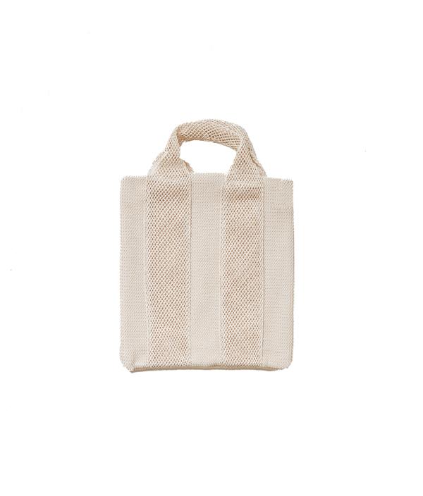 BAG  S < OFF WHITE > / AL